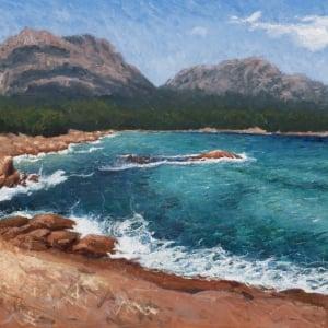 Dan-Scott-Honeymoon-Bay-Tasmania-Oil-Full-Sized