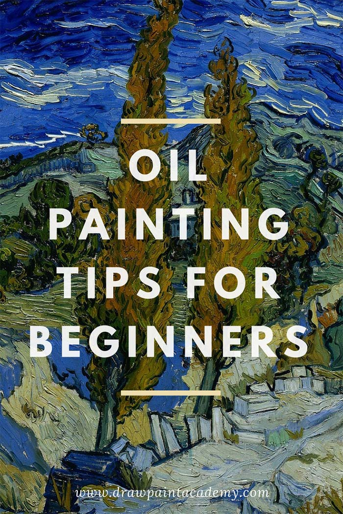 Oil Painting Tips For BeginnersOil painting is hard! Check out these oil painting tips which are perfect for beginners wanting to step into the wonderful world of oil painting. These tips are simple yet actionable which you can apply to all your paintings.