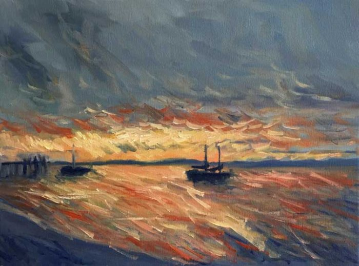 Oil Painting Tutorial