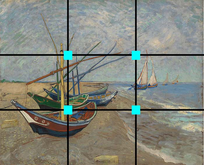 How To Use The Rule Of Thirds To Improve Your Art