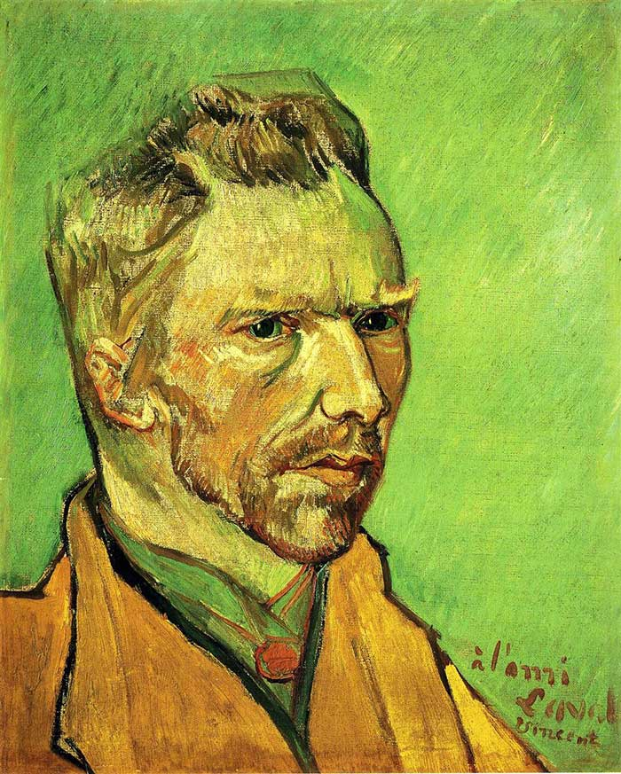 The Many Faces of Vincent van Gogh