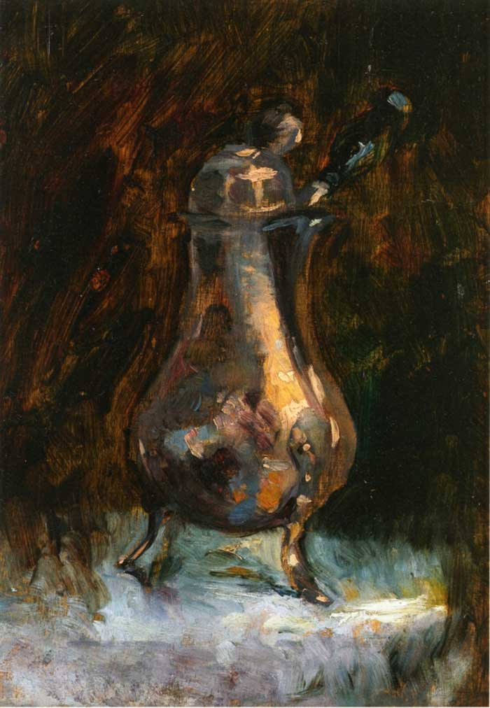 Henri de Toulouse-Lautrec, Coffee Pot, 1884