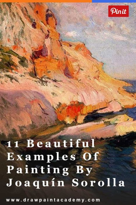11 Beautiful Examples Of Painting By Joaquín Sorolla