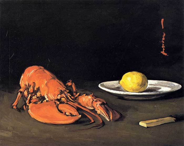 Samuel Peploe, The Lobster, 1903