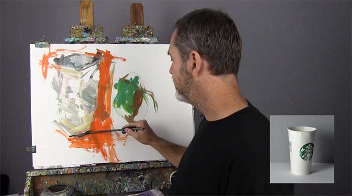 6. Advanced Acrylic And Mixed Media Painting Tutorials
