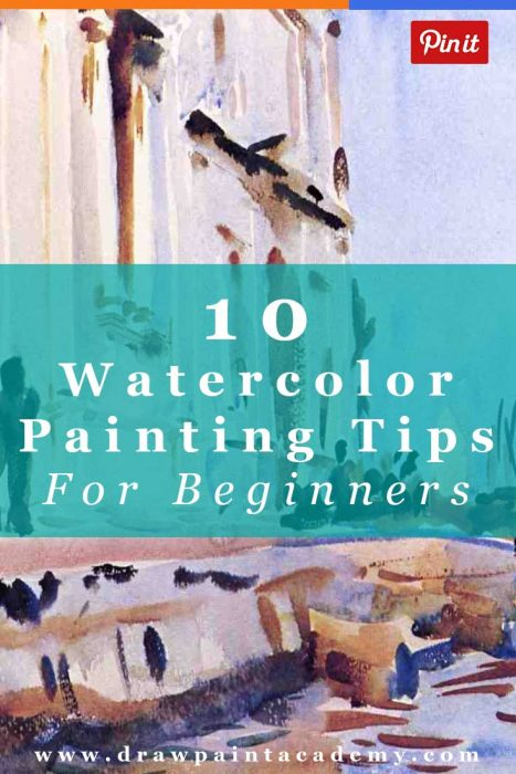 10 Watercolor Painting Tips Perfect For Beginners