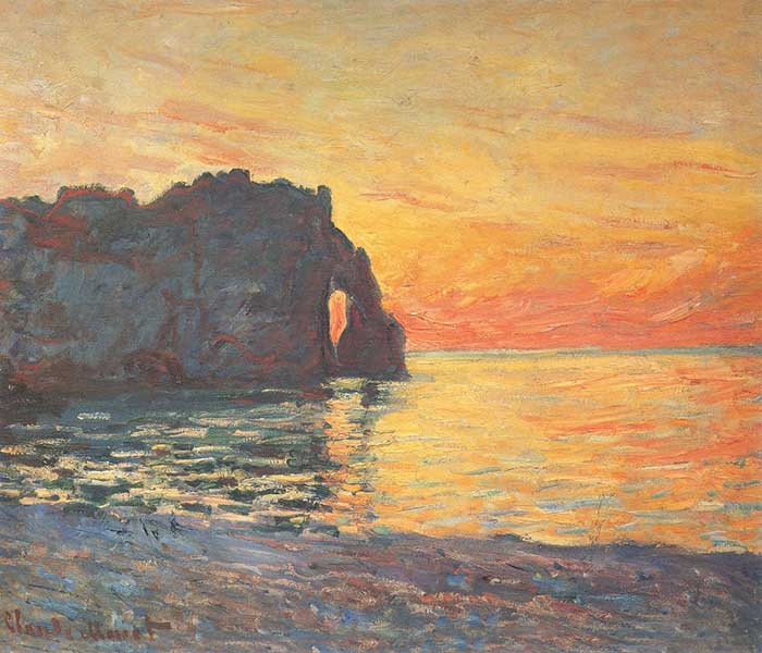 How The Impressionists Used Complementary Colors To Great Effect