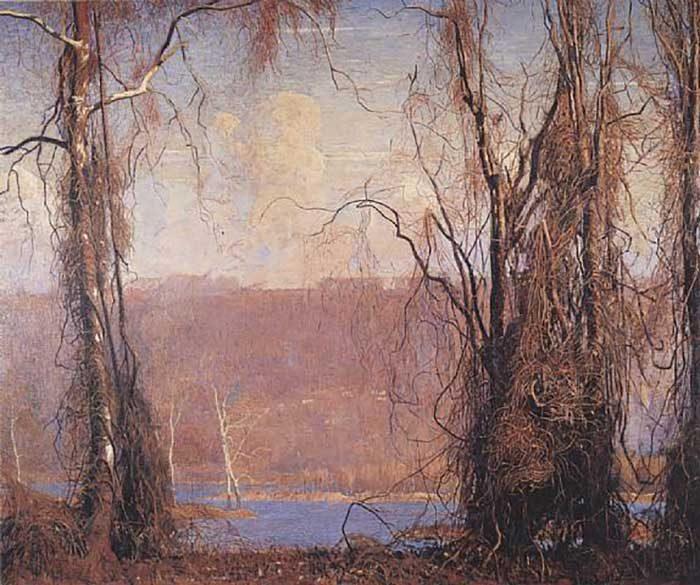 Daniel Garber, The Wilderness, 1912