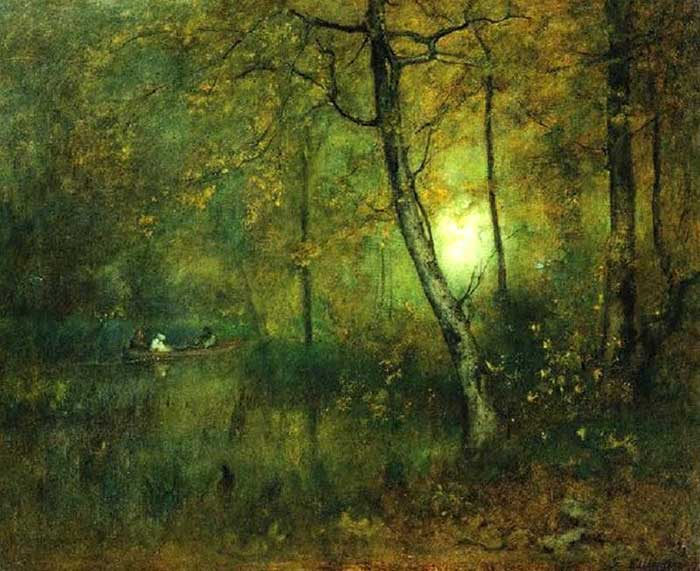 Beautiful Atmospheric Paintings By George Inness