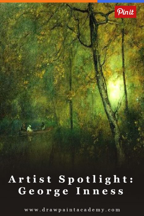 How George Inness Created Atmospheric Landscapes