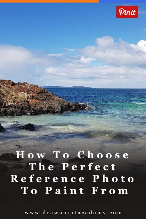 How To Choose The Perfect Reference Photo To Paint From