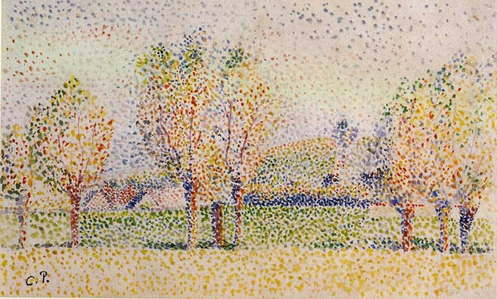 What You Can Learn From The Pointillism Art Movement Draw Paint