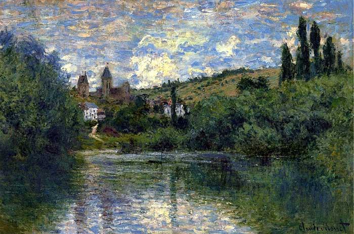 Claude Monet, Vetheuil, 1880