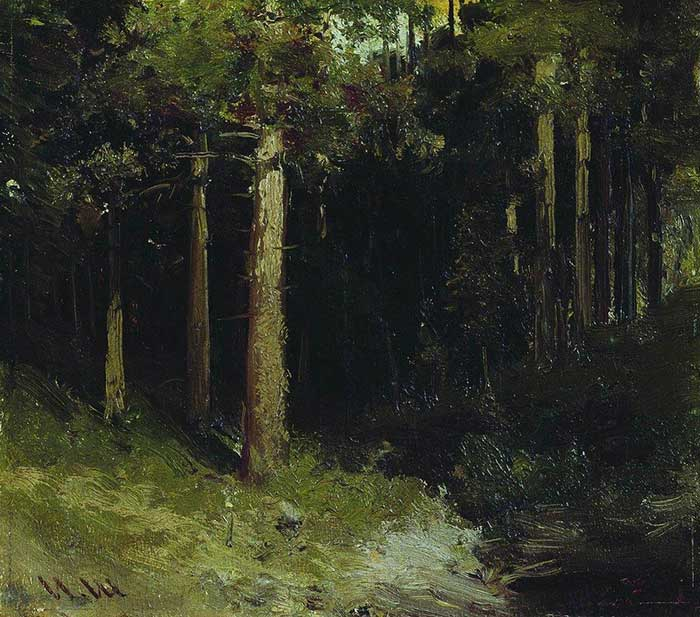 Ivan Shishkin, Forest