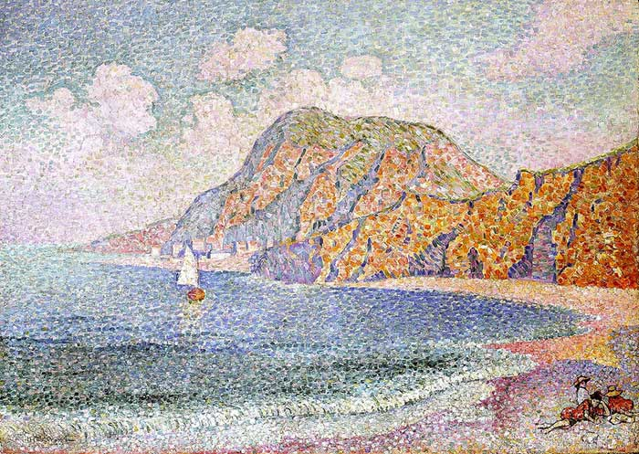 Jean Metzinger, The Seashore, 1905