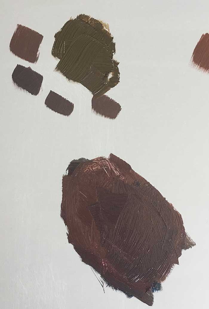 How To Mix Earth Tones - Raw Umber