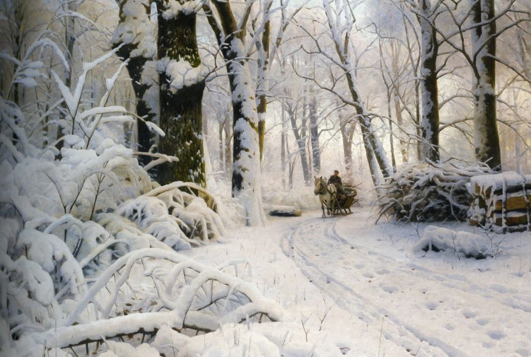 Artist Spotlight – Realistic Landscapes By Peder Mørk Mønsted