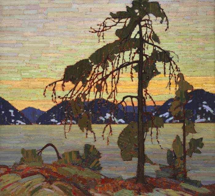 Tom Thomson, The Jack Pine, 1917