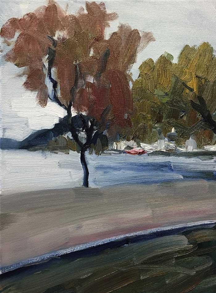 New Zealand Painting