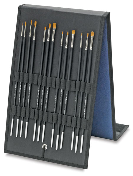 Old Holland Kolinsky Sable Brush Set - Artist Paint Brushes