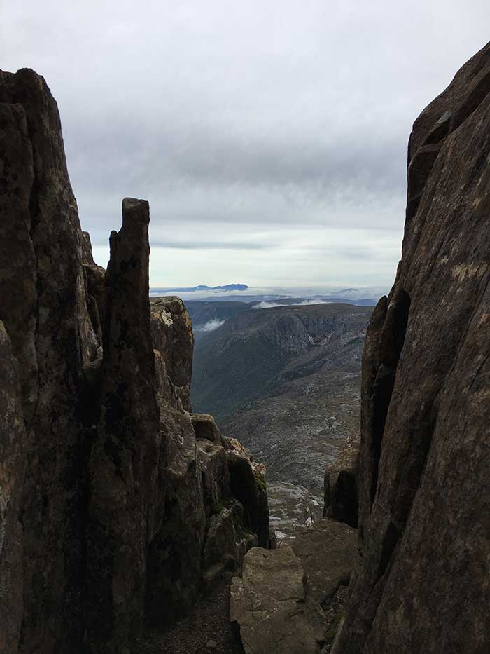 Overland Track - Cradle Mountain
