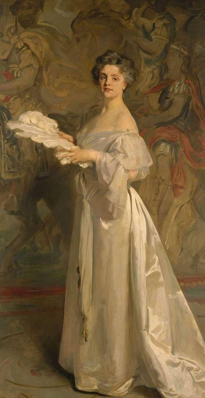 John Singer Sargent, Ada Rehan, Actress, 1895
