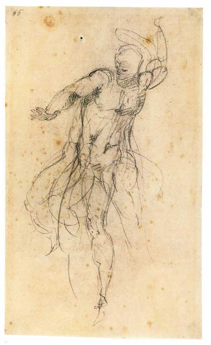Michelangelo - Gesture Drawing