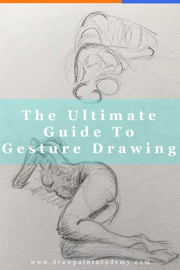 The Ultimate Guide To Gesture Drawing | Gesture | Drawing For Beginners | Drawing Tips | Drawing Books | Drawing Videos | Drawing Reference Photos #drawing