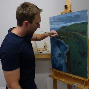 Dan Scott - Draw Paint Academy