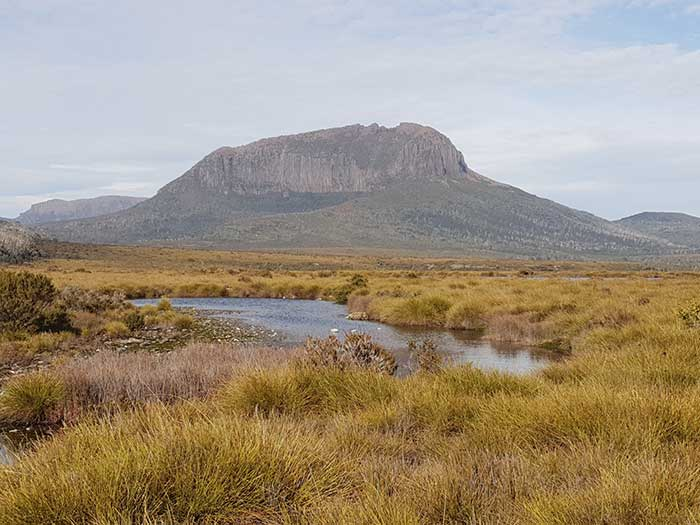 Reference Photo - Overland Track Tutorial
