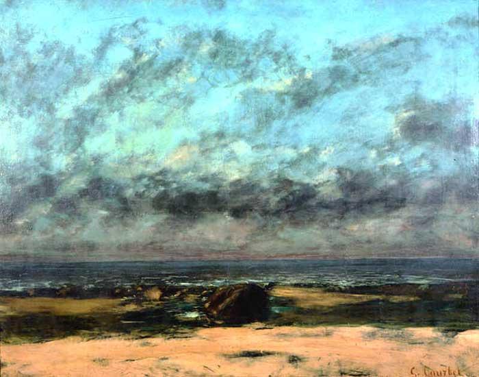 Jean Désiré Gustave Courbet, Eternity