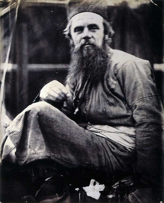 William Holman Hunt, Photo By Julia Margaret Cameron