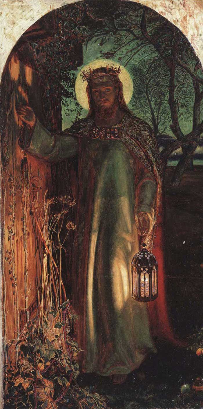 William Holman Hunt, The Light Of The World