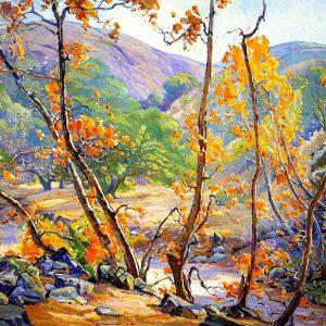 Anna Althea Hills, Autumn Fallbrook