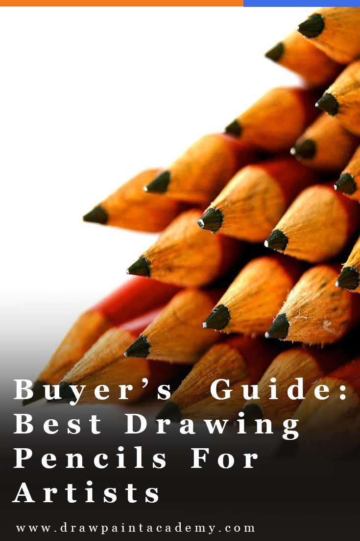 Buyer's Guide - Best Drawing Pencils For Artists | Drawing For Beginners | Drawing Supplies #art #drawing