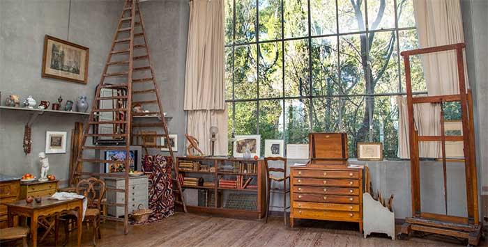 Cezanne Studio