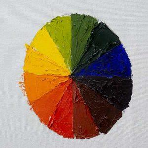 Color Wheel - Side