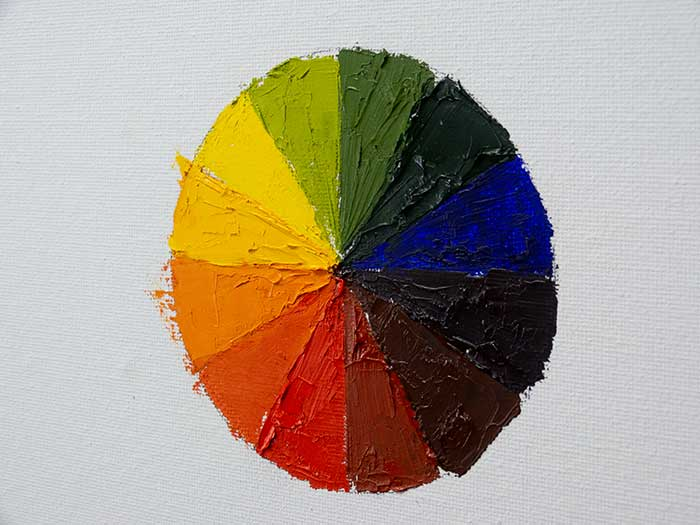 Color Wheel - Side