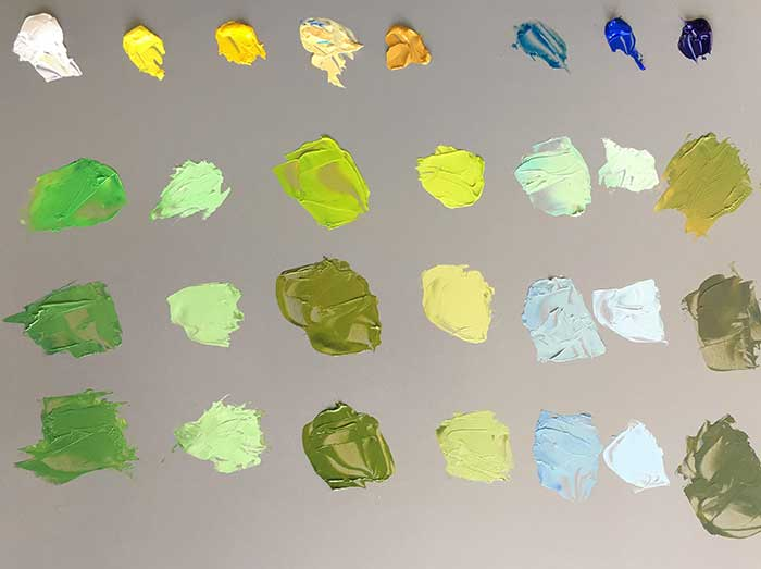 Artist Palettes – The Different Types Of Palettes For Painting