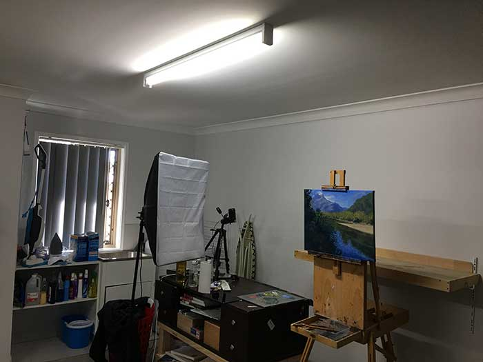 Dan Scott Art Studio