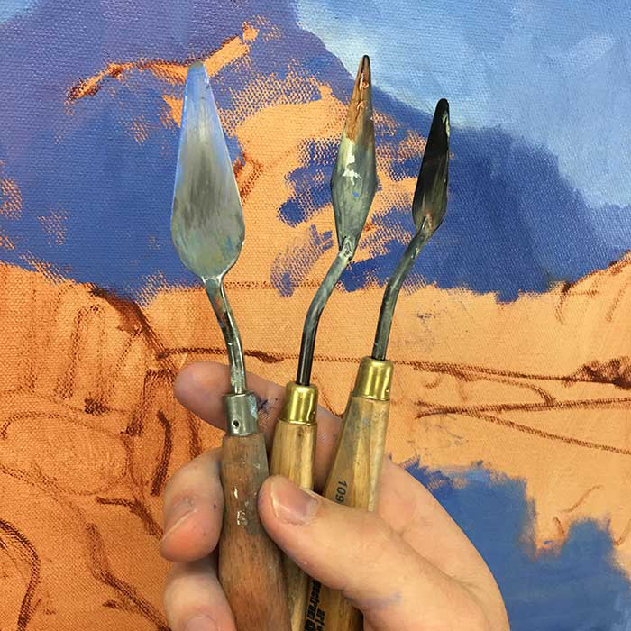 The Ultimate Guide To Palette Knife Painting