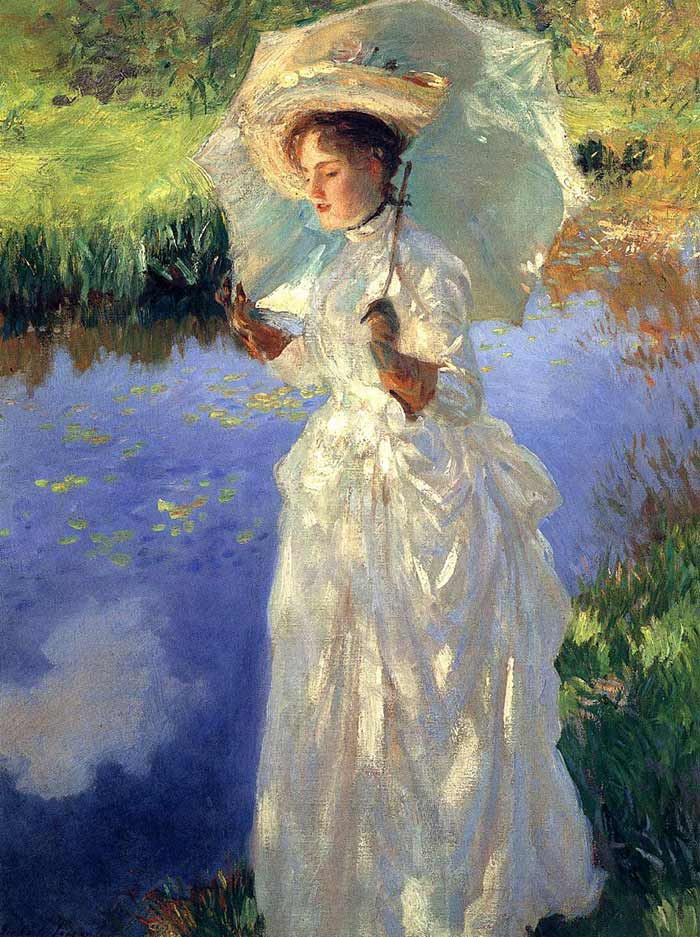 John Singer Sargent, Morning Walk, 1888