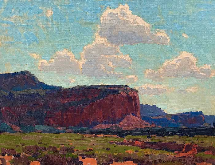 Edgar Payne, Continental Divide