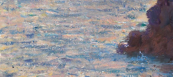 Claude Monet - Close Up