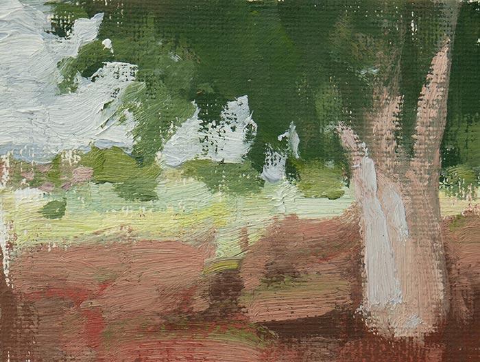 Color Study - Part 2. Overcast.