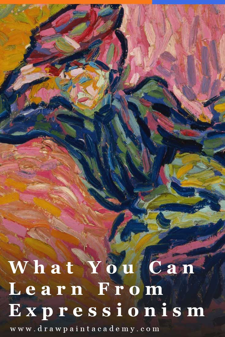 What You Can Learn From Expressionism. In this article I summarize the key aspects of the movement and what you can learn from it.
