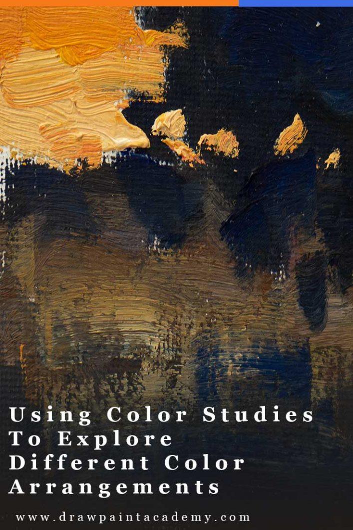 Color Studies - Using Color Studies To Explore Different Color Arrangements