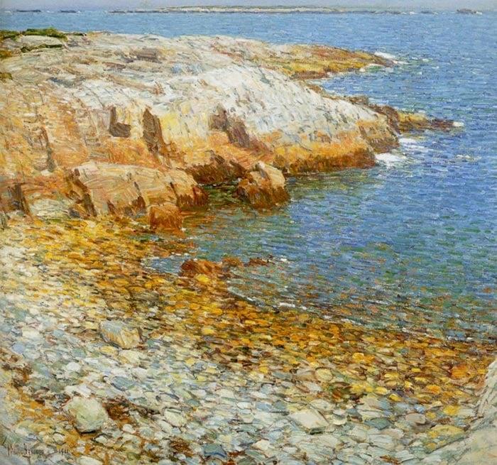 Childe Hassam, Island Shoals, 1911