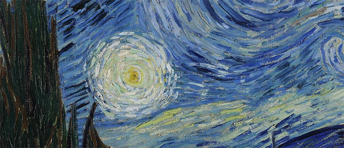 The Starry Night - The Brightest Star