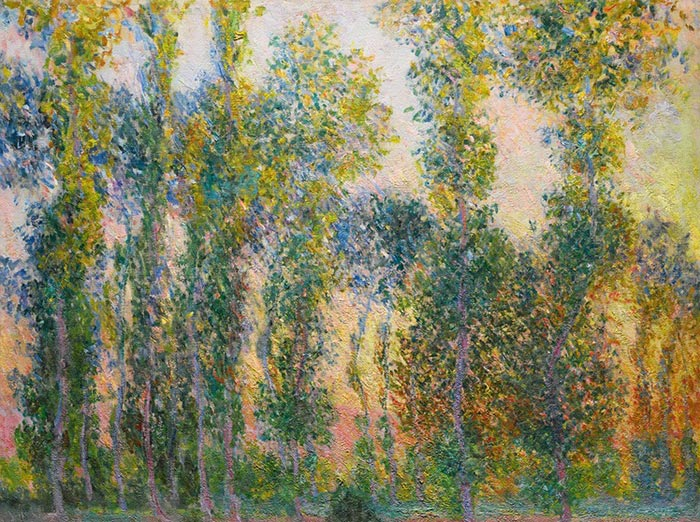 Claude Monet, Poplars